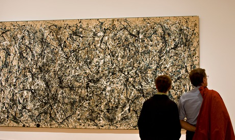 J. Pollock - One: Number 31, 1950