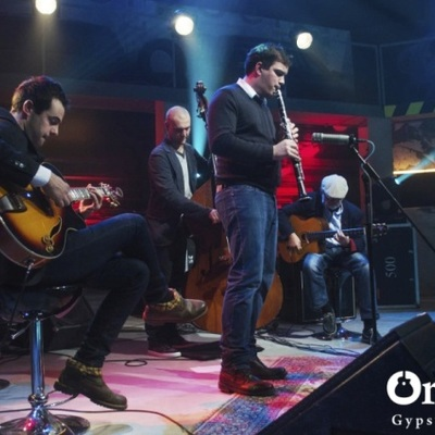 Oridano Gypsy Jazz Band