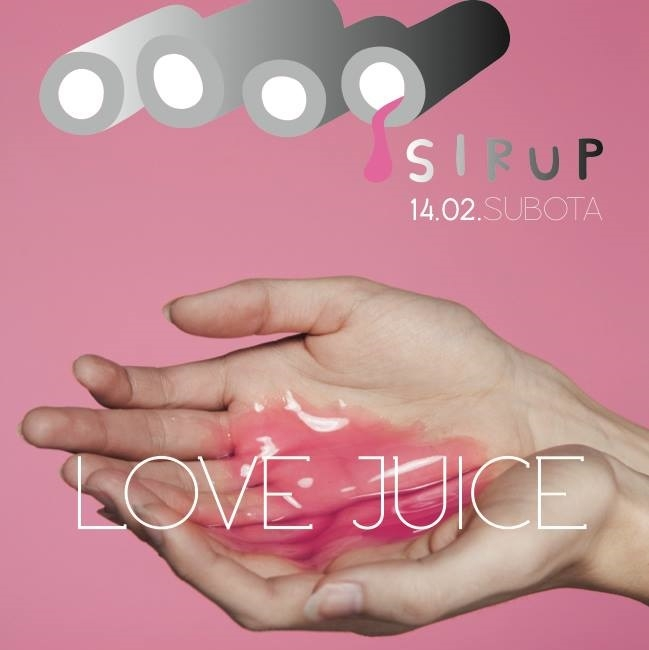 Love Juice Party Sirup