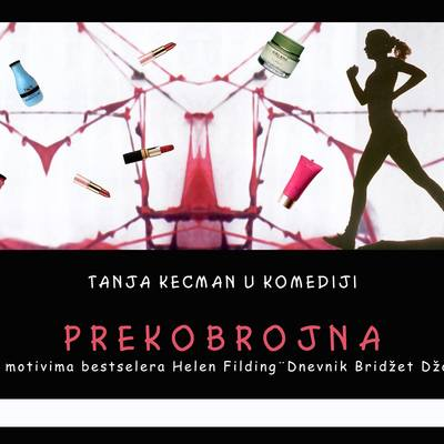 "Stand up ""Prekobrojna"""