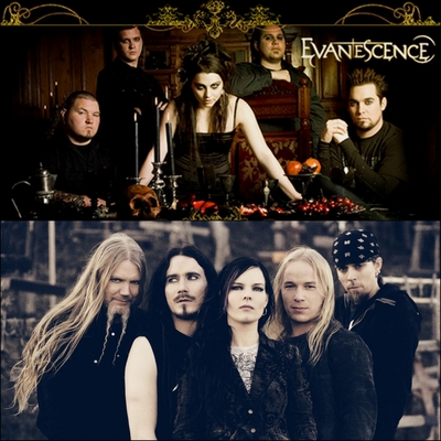 Evanescence/Nightwish