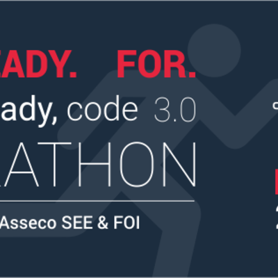 Ready, steady, code!