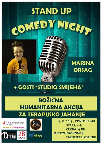 Humanitarni stand-up show