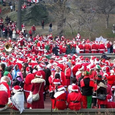 SantaCon New York
