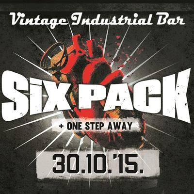 Six Pack i One step away - Vintage