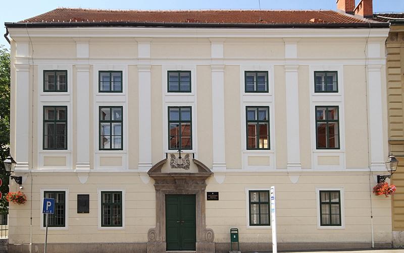 Slikovni rezultat za KLASIČNA GIMNAZIJA U ZAGREBU