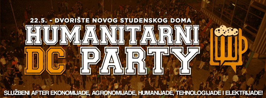 Humanitarni DC party Osijek