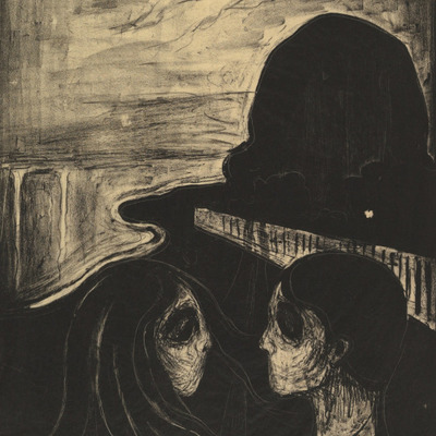 Edvard Munch, Attraction I
