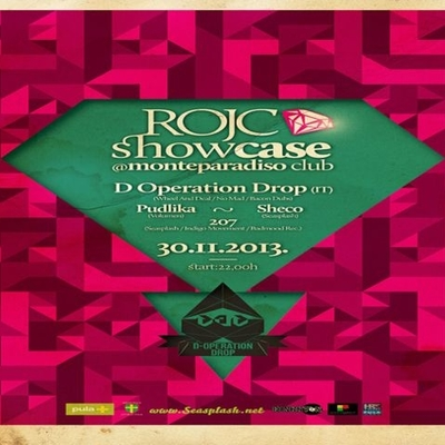 D-Operation Drop na Rojc Showcase-u
