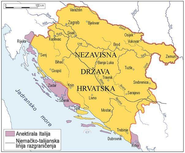 Image result for ante pavelic i nezavisna drzava hrvatska