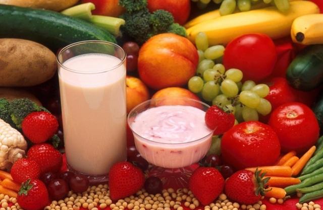 zdrava prehrana kupovina namirnica