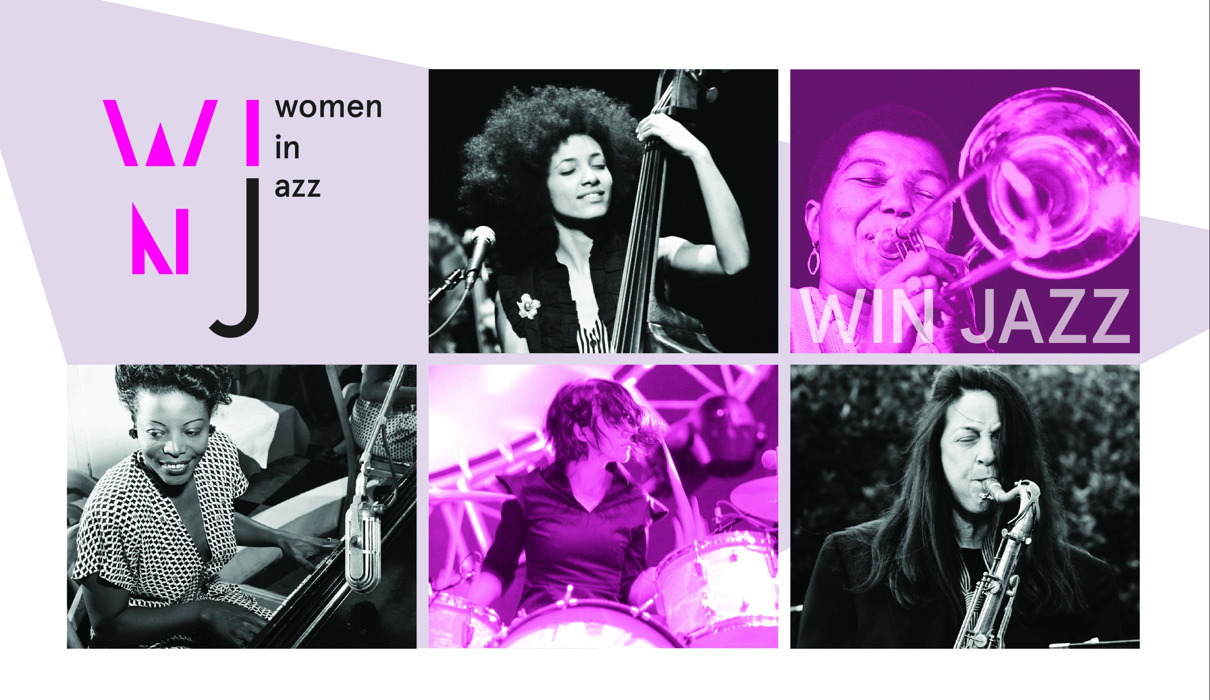 Plakat Women in Jazz