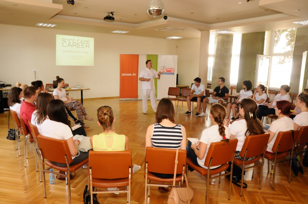 Career boot camp u Zadru