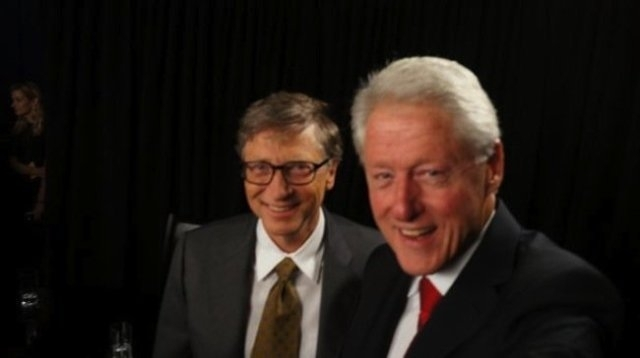 Bill Clinton i Bill Gates