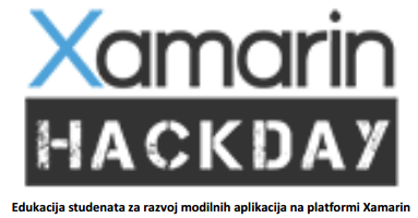 Xamarin Hack Day - Studentski.hr